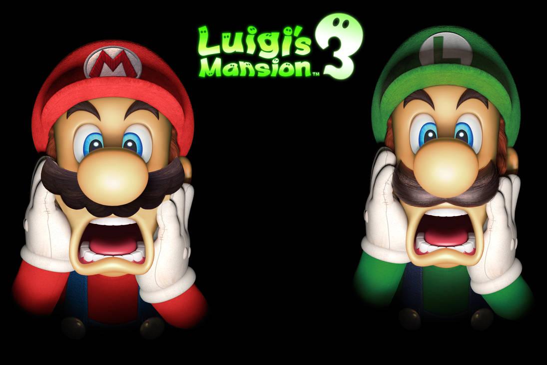 Luigi's Mansion 3 Wallpaper by MarioBrosNet ...