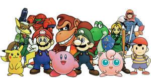 Super Smash Bros. - The Original 12