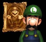 Luigi Fails to Save Mario (Luigi's Mansion 3)
