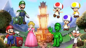 Luigi's Mansion 3 First Anniversary Renders