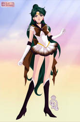 Altered Form Super Sailor Pluto (1)