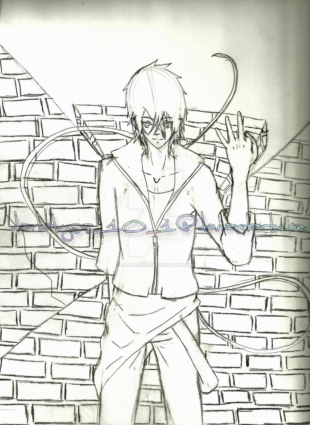 Kyo Sketch