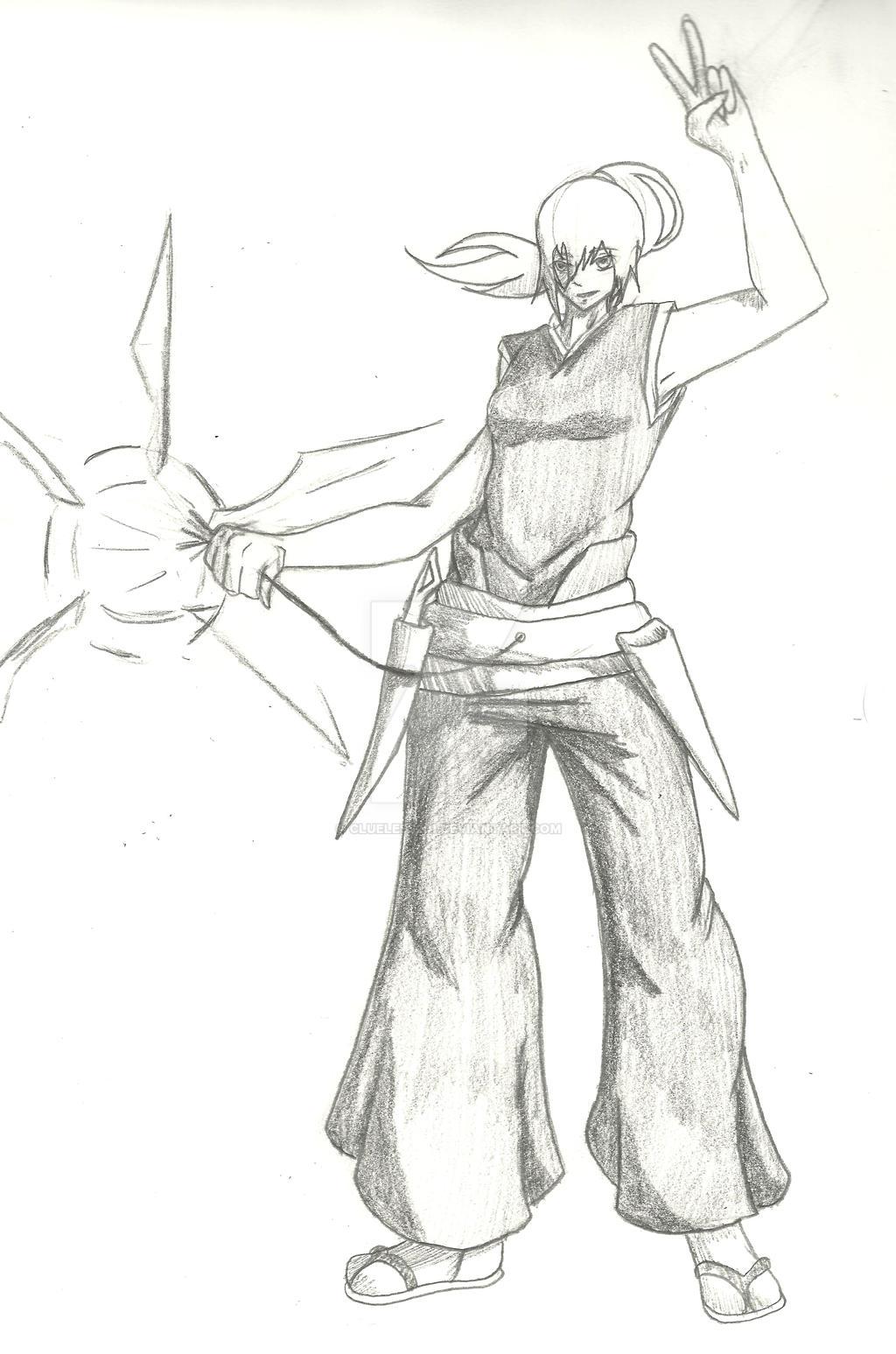 Hisa Sketch