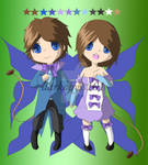 Kapua Twins for Rainekoi