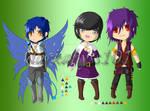 Customs For KnightFlynn