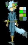 Fox kemonomimi extra for mihijime 1/5