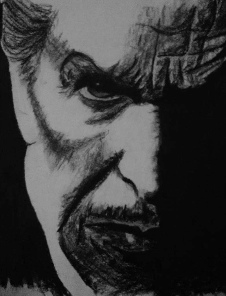 Vincent Price by Stormgod