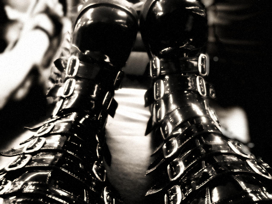 boots by MistressRavenPage