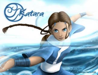Avatar: Katara by v2-6