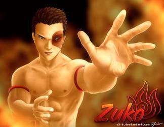 Avatar: Zuko by v2-6