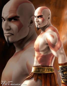 God of War: Kratos