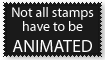 Non-Animated Stamp by MarzEz