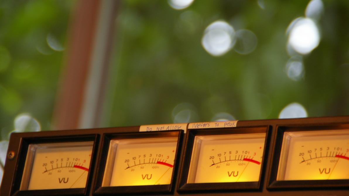 Vu Meters By Marzez On Deviantart Meter 3