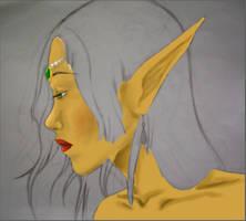 Elf Queen revisited by Datura-Stramonium