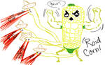 HELLO Mr. 'Roid Corn