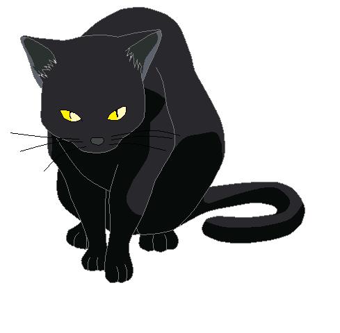 bleach yoruichi shihouin cat form by babycakes202 on DeviantArt