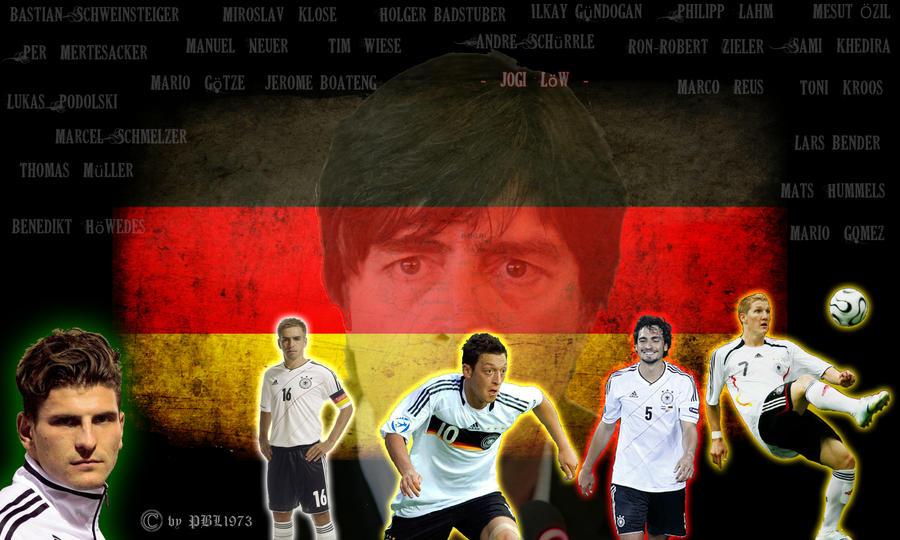 DFB EM 2012 by pebola73