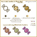 Mini Tutorial for Candies