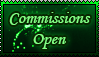 Commission open STAMP by wolvine