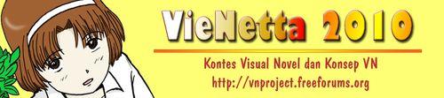 VieNetta 2010 banner by johnfernando