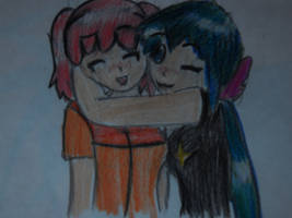 Koyuki and Natsumi :unfixed: