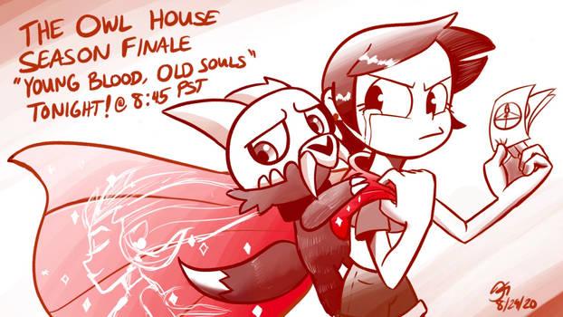 The Owl House Season Finale Fanart!