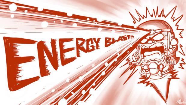 MM vs Modok (Part 9) ENERGY BLAST!!!