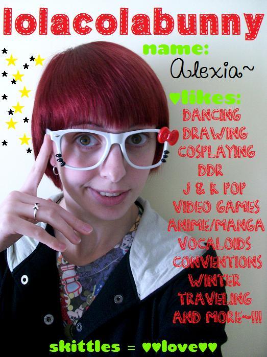 lolacolabunny's Profile Picture
