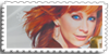 Reba Stamp by SinginPrincess