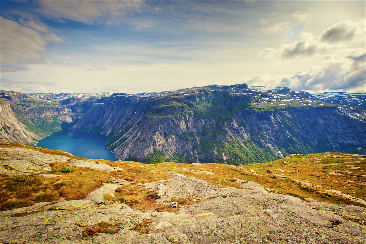 Norway Mountain Route by JasperGrom