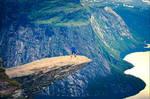 Closer To The Edge (Trolltunga, Norway)