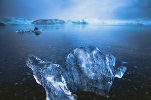 Glaciers Melting In The Dead of Night.