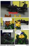 Brave Cats: Wolfenstein Squadron Vol.1 part 9