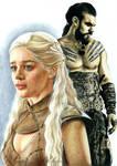 Khaleesi and khal