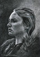 Sansa by slightlymadart