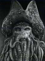 Davy Jones by slightlymadart