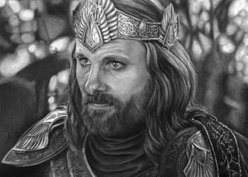 The return of the king by slightlymadart