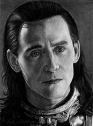 Loki by slightlymadart