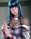 Hinata Hyuga SFW