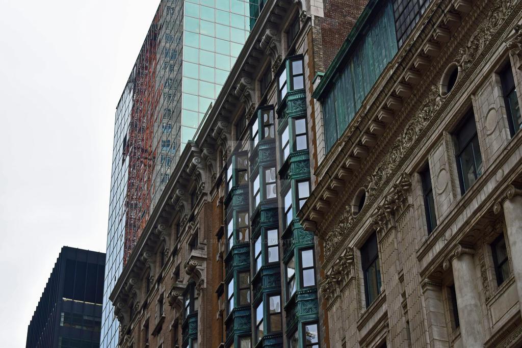 Brass Building by silverHyacinth