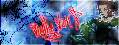 Holly Von D sig by Phillo6