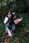 Aela the Huntress - On the watch