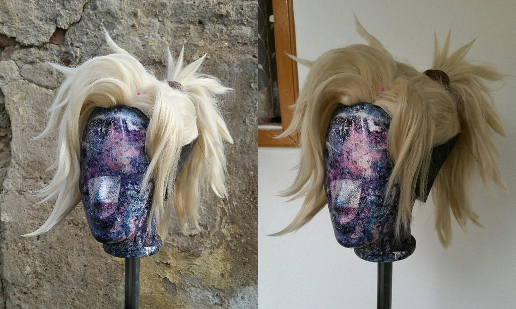 OVERWATCH Mercy wig by Gekroent