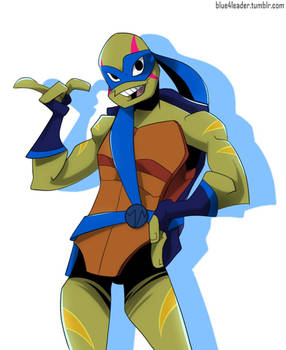 RISE of the TMNT Leo