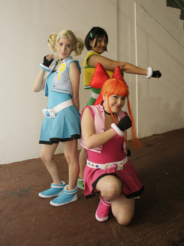 Powerpuff Girls Z by shinigamimeroko on DeviantArt