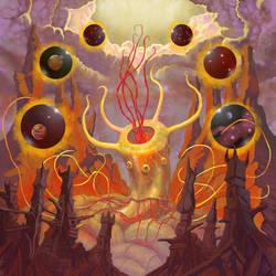 Devourer of Dimensions by LukeOram