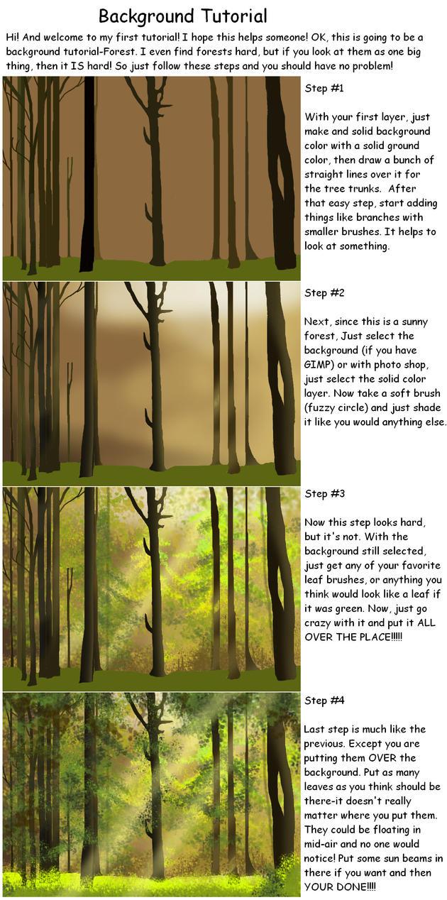 Background Tutorial by kokamo77