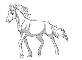 Stallion lines PNG by kokamo77