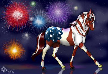 HAPPY INDEPENDENCE DAY USA by kokamo77