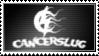 Cancerslug Stamp by MistressOfHorror